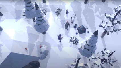 The Survival Game The Wild Eight Is Out Now For Consoles