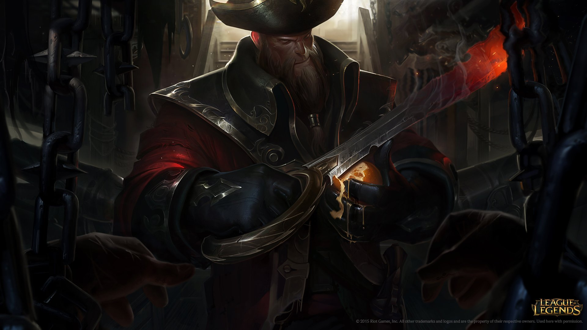 One Of Best Gangplank Runes, Masteries, Early And Core Items For Current League Of Legend Season Ten
