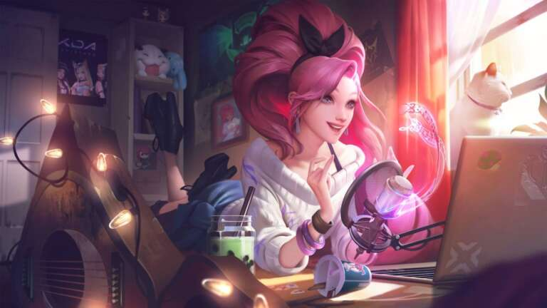 League Of Legends Developer Answered To Criticism Regarding Seraphine's Kit, Said To Try Her Out First