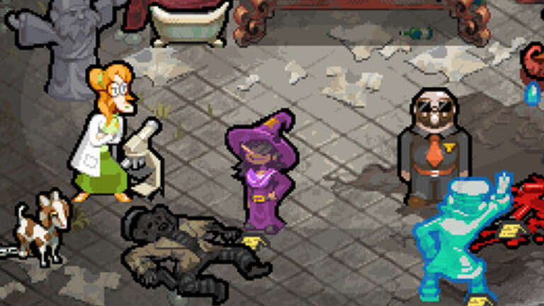 Star Seeker in: the Secret of the Sorcerous Standoff Announced For PC Release