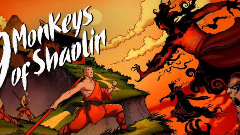 9 Monkeys of Shaolin: Prologue Now Available Free On Steam With Full Game Out Tomorrow