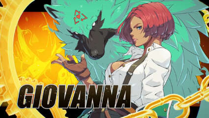 Arc System Works Reveals Giovanna For Guilty Gear Strive, Already Teased The Next Fighter