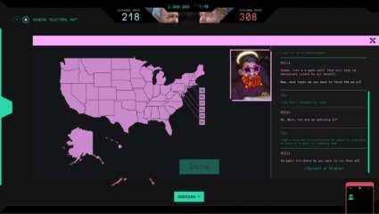 Influence The US Election When Electioneering Enters Steam Early Access On October 20