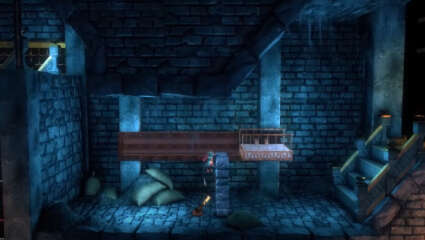 Macrotis: A Mother's Journey Releases On The PS4 Later This Week