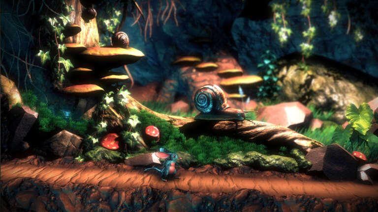 Macrotis: A Mother's Journey Enter Into The World Of A New Side Scrolling Adventure For PS4 and Xbox One