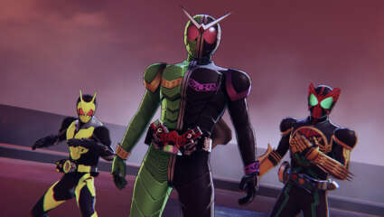 Kamen Rider: Memory of Heroez Has A New Gameplay Trailer Showcasing Kamen Rider In Action