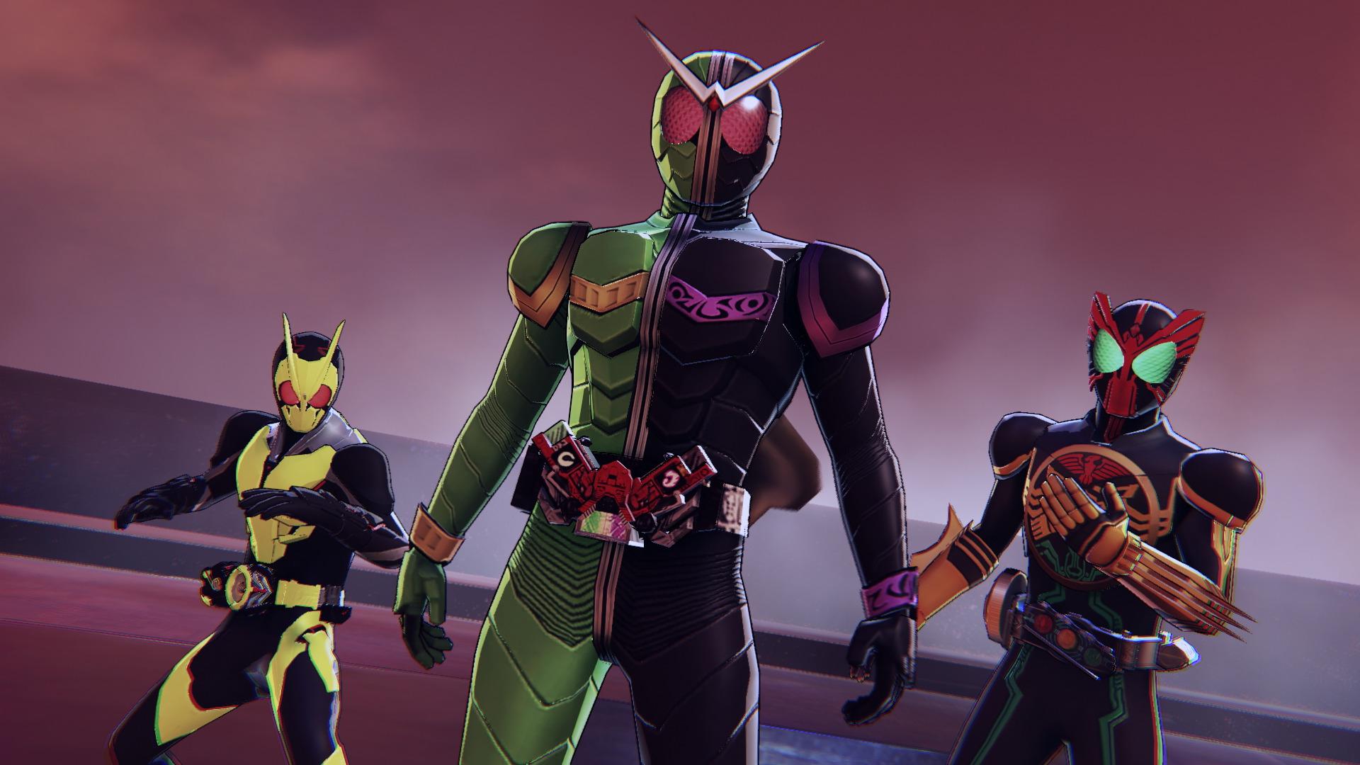 Kamen Rider: Memory of Heroez Has A New Gameplay Trailer Showcasing Kamen Rider In Action