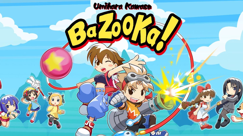 Inin Games Releases Umihara Kawase BaZooKa! Upcoming Console Launch Trailer