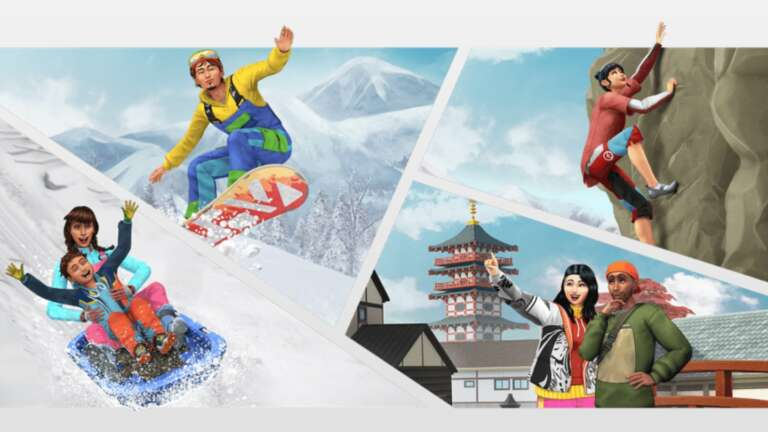 Maxis Apologizes For Offensive Sims 4: Snowy Escape Imagery And Makes Immediate Changes