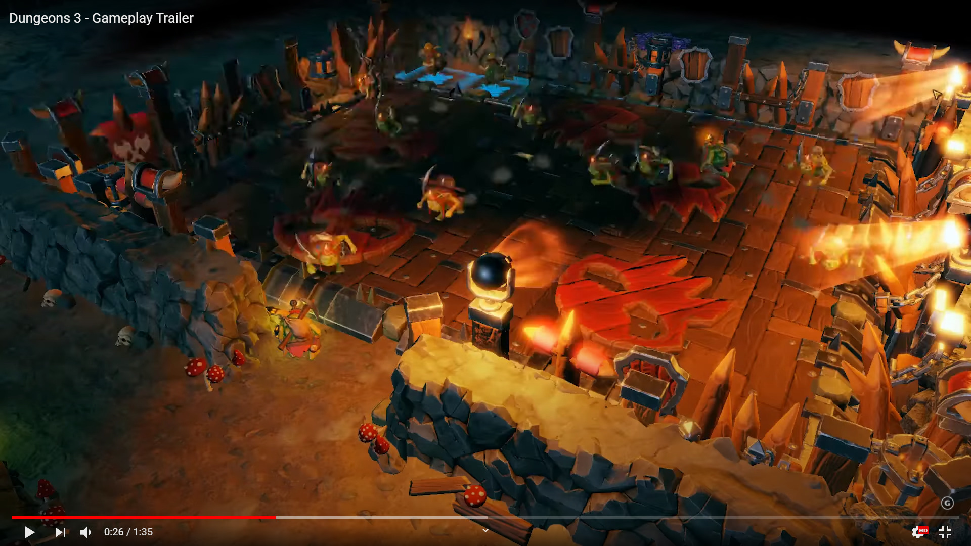 Dungeons 3 Is Currently Free On The Epic Games Store