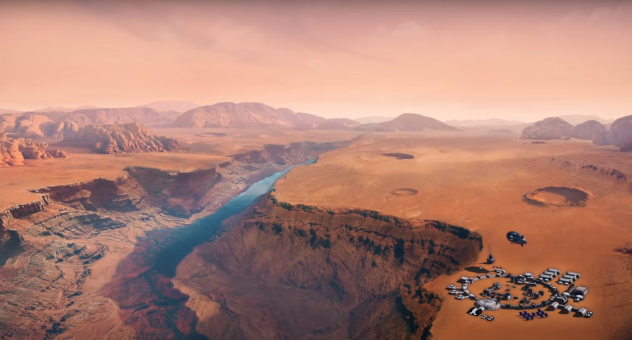 The Planetary Simulator Per Aspera Releases In December According To Latest Trailer