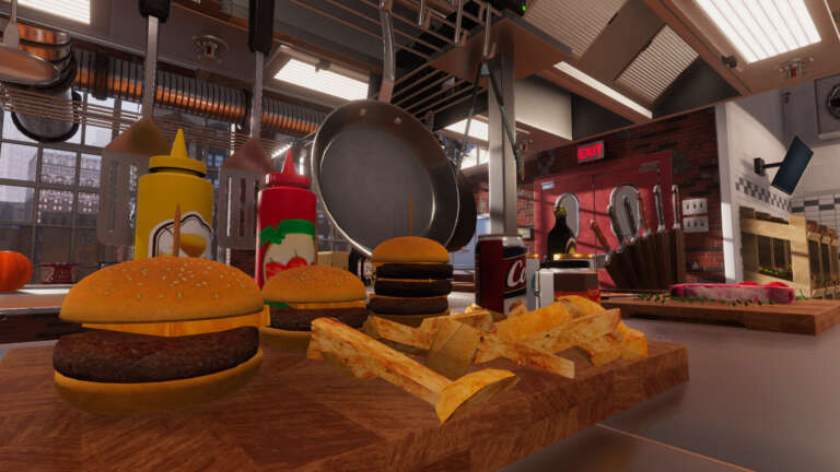 Cooking Simulator Has Released A Pizza Themed DLC For Steam Fans To Enjoy