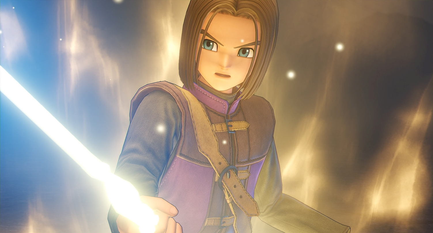 Dragon Quest XI S: Echoes of an Elusive Age Definitive Edition Demo Now Available for PC And Consoles