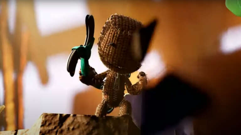 Sackboy: A Big Adventure Is Shaping Out To Be A Competent Platformer For The PS5