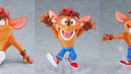 Good Smile Company Announces Crash Bandicoot 4: It's About Time Good Nendoroid