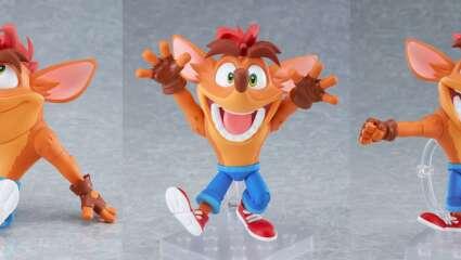 Good Smile Company Announces Crash Bandicoot 4: It's About Time Good Nendoroid
