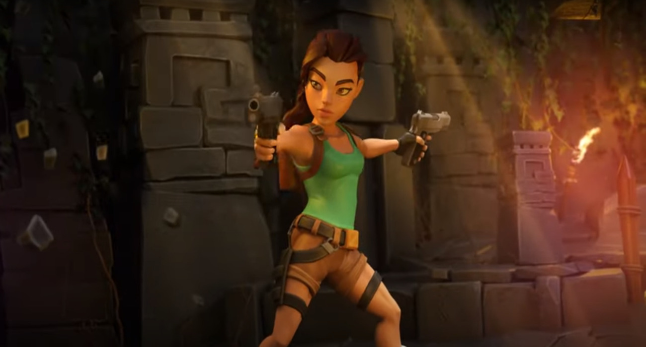 Tomb Raider Reloaded Is A Classic Arcade Game Coming To Mobile Devices In 2021