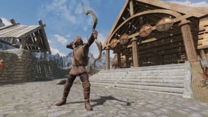 Skyrim Build Ideas: The Stealth Archer Playthrough - Build Details Including Perks, Quests, And Roleplay