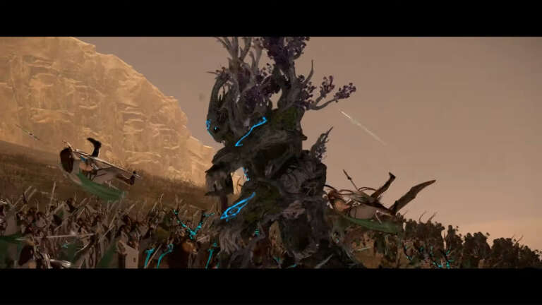 Gameplay Reveal For Total War: Warhammer 2 The Twisted And The Twilight DLC Highlights New Lords And Mechanics