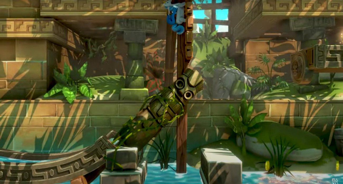 Slide Stars Is A Water Racing Adventure Game Out Now On Major Consoles