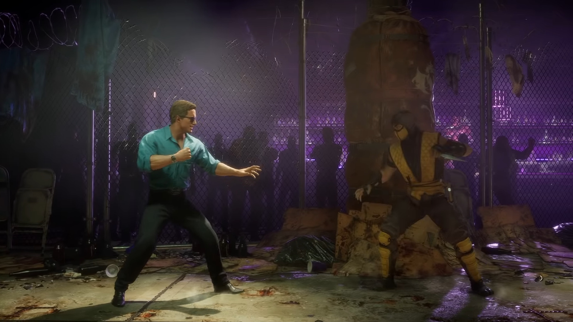 Mortal Kombat 11 Bringing Back Three Leads From The 1995 Motion Picture