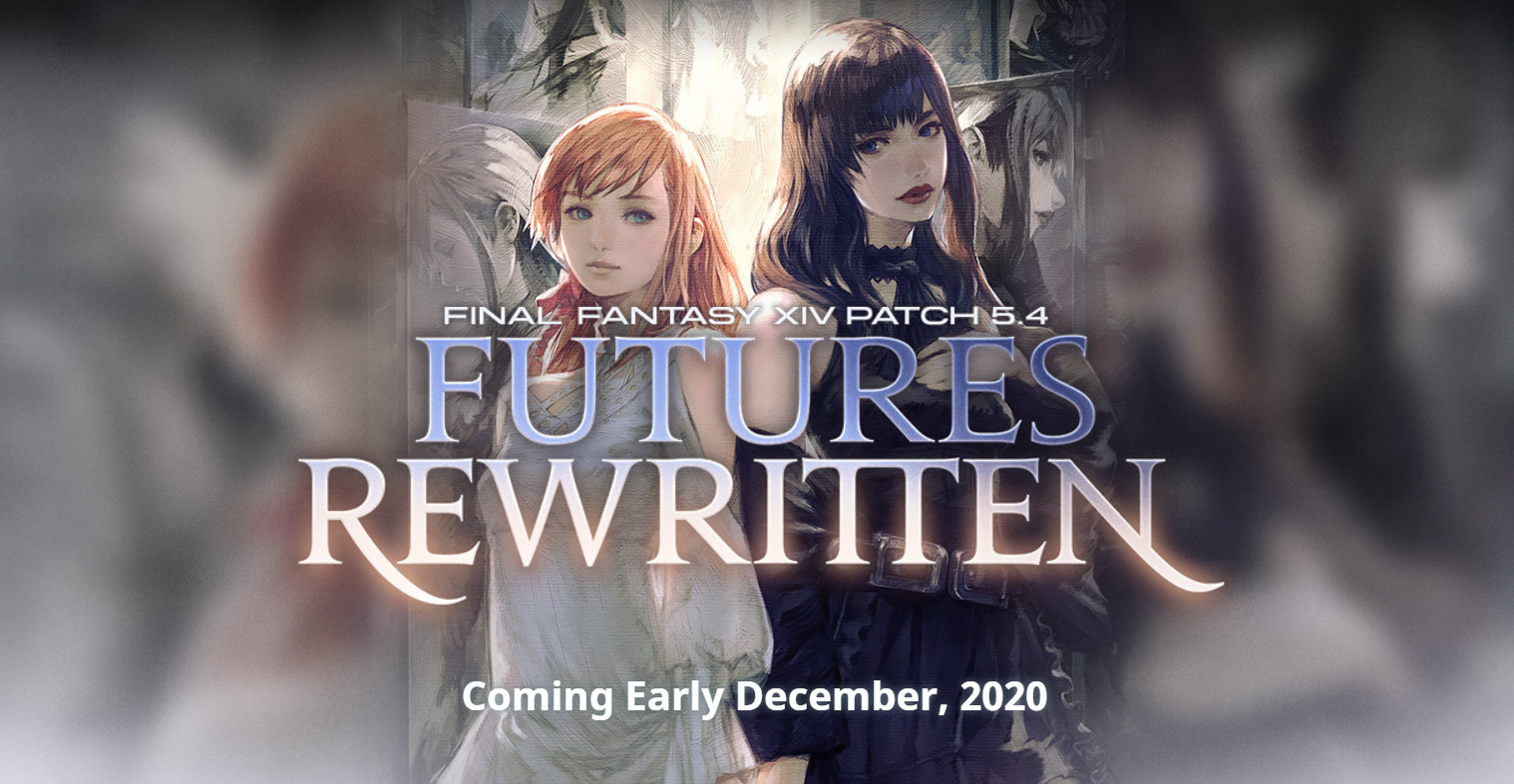 The Next Final Fantasy 14 Patch, Coming In Early December, Will Be Entitled Futures  Rewritten | Happy Gamer