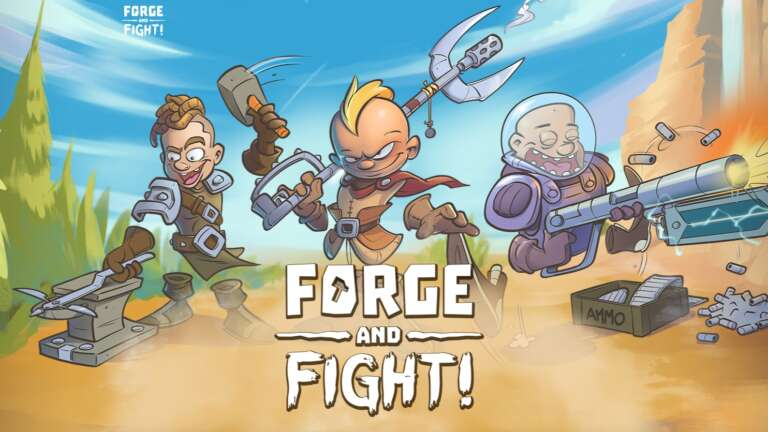Forge And Fight Leaves Early Access For Full Launch On December 2