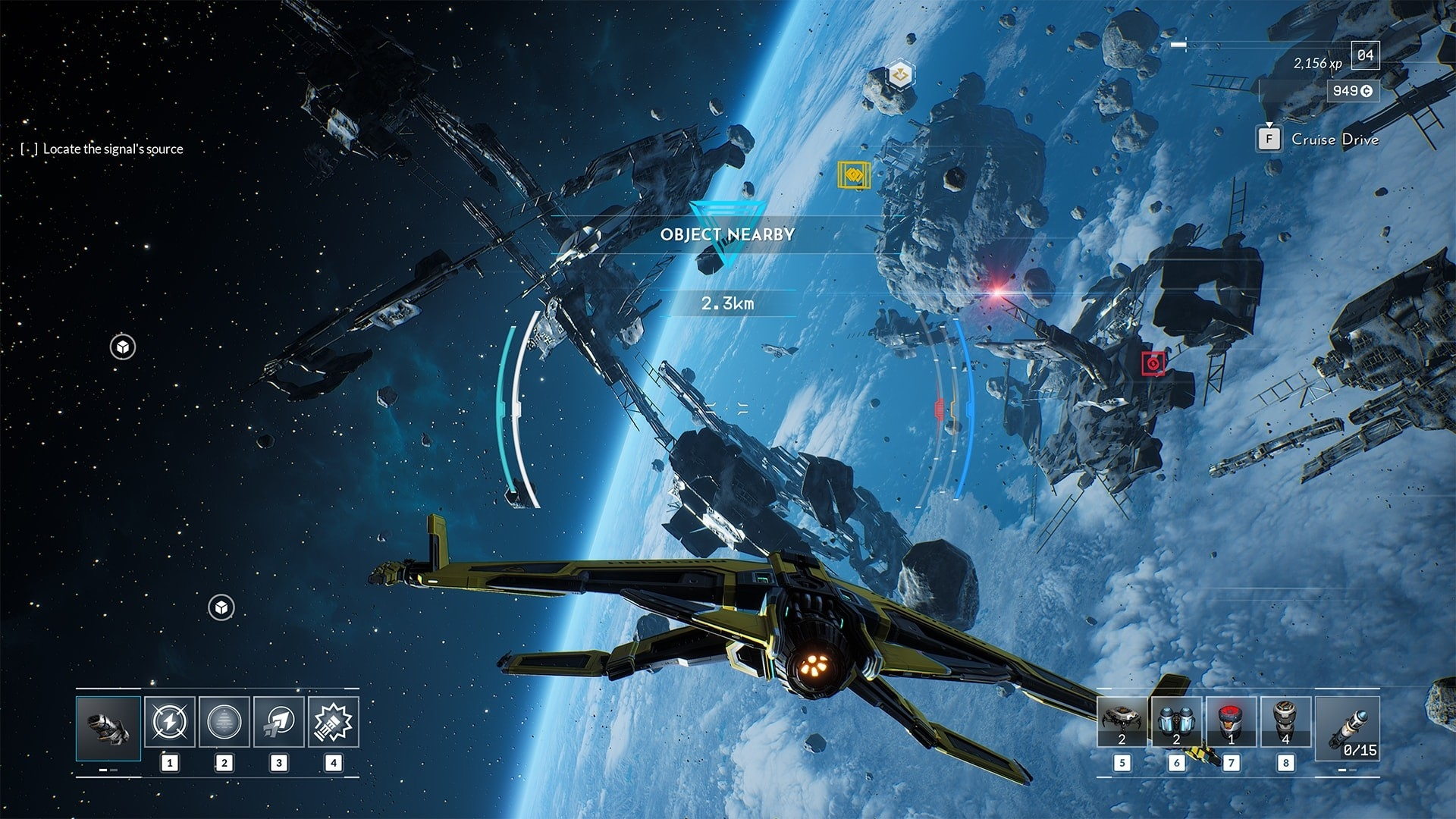 Rockfish Games Delays Everspace 2 Early Access Until Next Year Due To Cyberpunk 2077 Delay