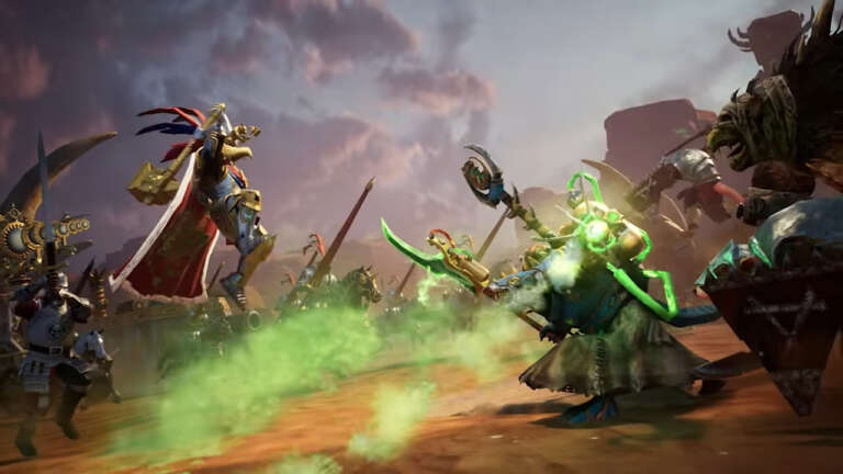 A Mobile Version Of Total War: Warhammer Is In Development By Chinese Studio NetEase - Total War Battles: Warhammer