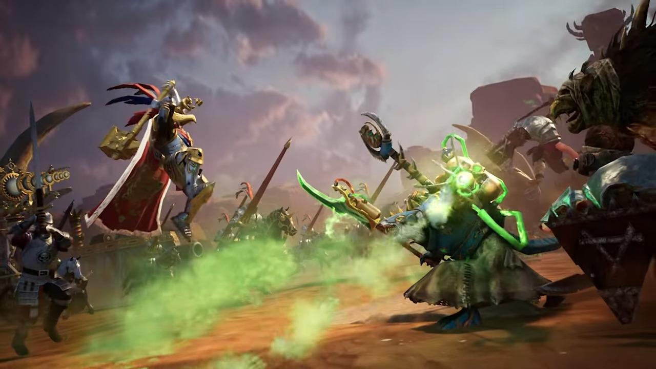 A Mobile Version Of Total War: Warhammer Is In Development By Chinese Studio NetEase – Total War Battles: Warhammer