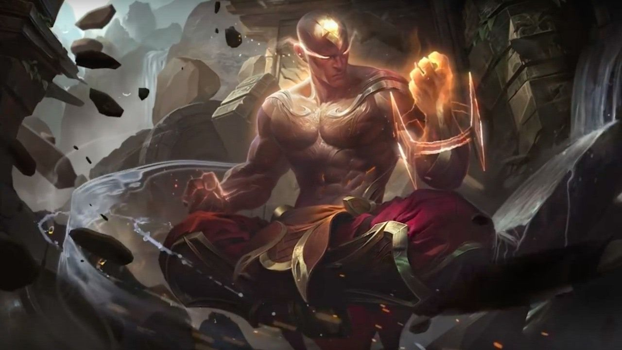 Lee Sin Was Recently Added To League Of Legends: Wild Rift By Riot Games, Get Ready To Insec On Mobile