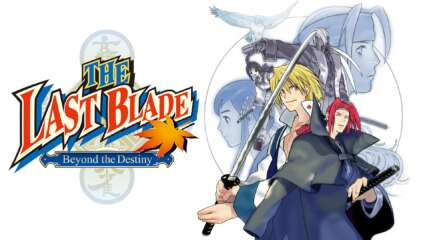 The Last Blade: Beyond the Destiny Nintendo Switch Port Now Available