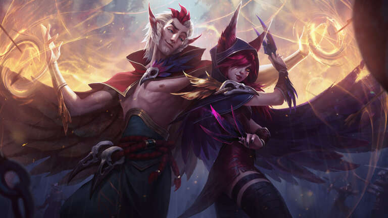 Riot Games VP Announces An Upcoming MMO Set In The League Of Legends Universe