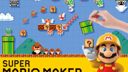 Course Uploads For Super Mario Maker On Wii U Will Stop At The End Of March 2021