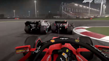 F1 2020 Has A Free Trial Out Now On Both The Xbox One And PS4