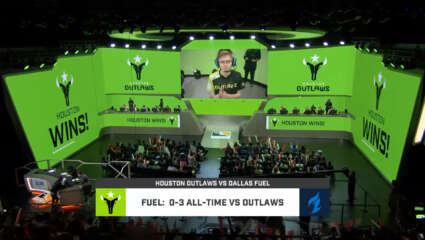 OWL - Former Guangzhou Charge Happy Signs With The Houston Outlaws