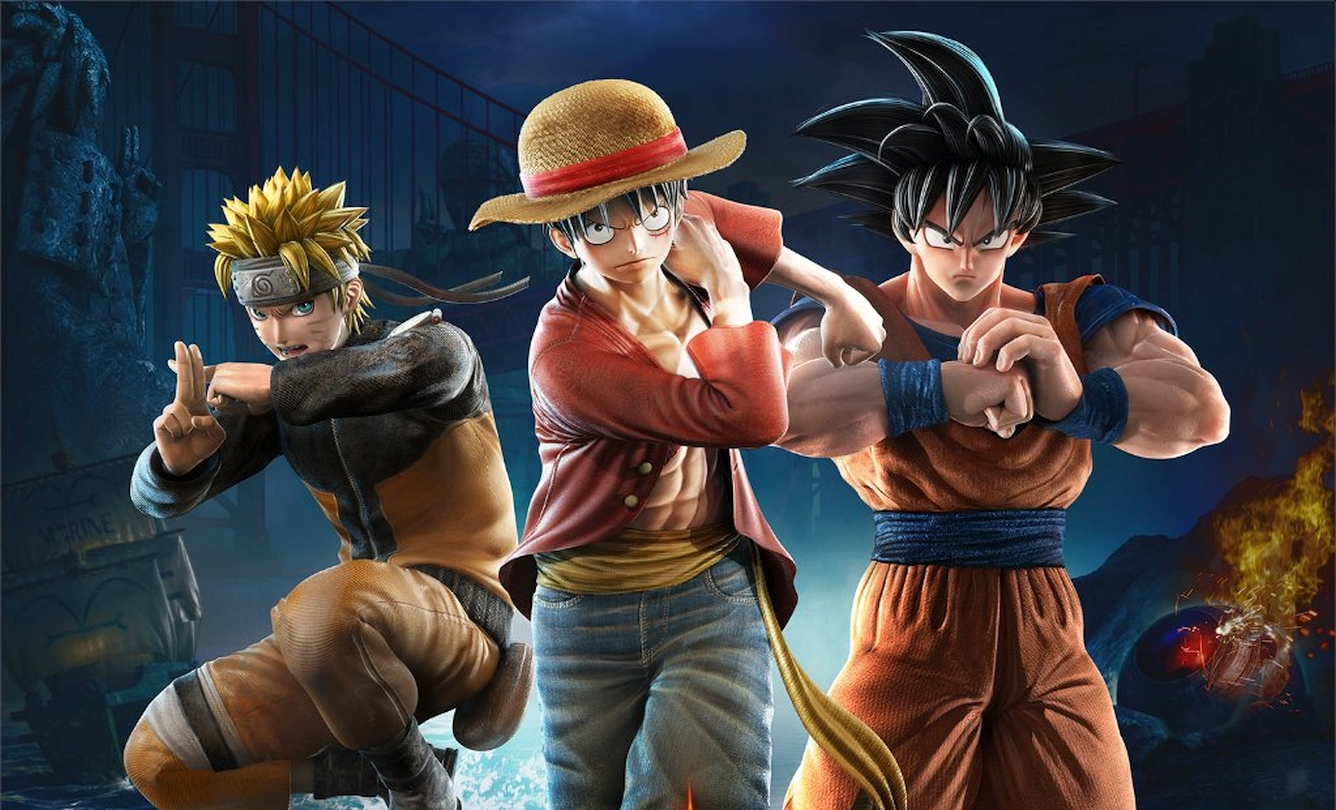 Bandai Namco Is Giving Out 3,500 Jump Force Medals For Jump Force Until November 20