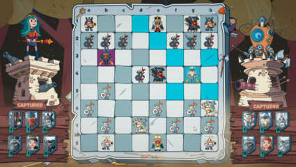 Brawl Chess Is Available For Nintendo Switch And Xbox Fans Bringing Fantasy Chess To A Whole New Platform