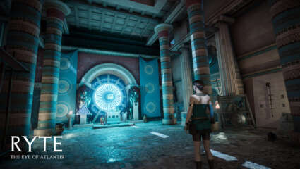 Ryte: The Eye of Atlantis Is A VR Adventure Headed To PC This December