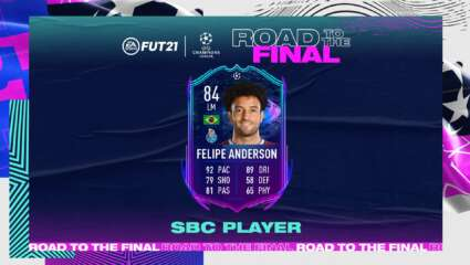 Should You Do The Felipe Anderson RTTF SBC In FIFA 21? Decent Card, But How Far Will Porto Go?