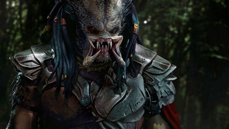 God Of War Art Director Posts Amazing Predator Fan Art Following The Announcement Of Predator 5