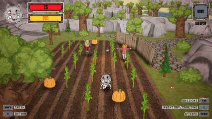 Psycho Wolf Releases On Steam Bringing Cartoonish Stealth To The PC Audience