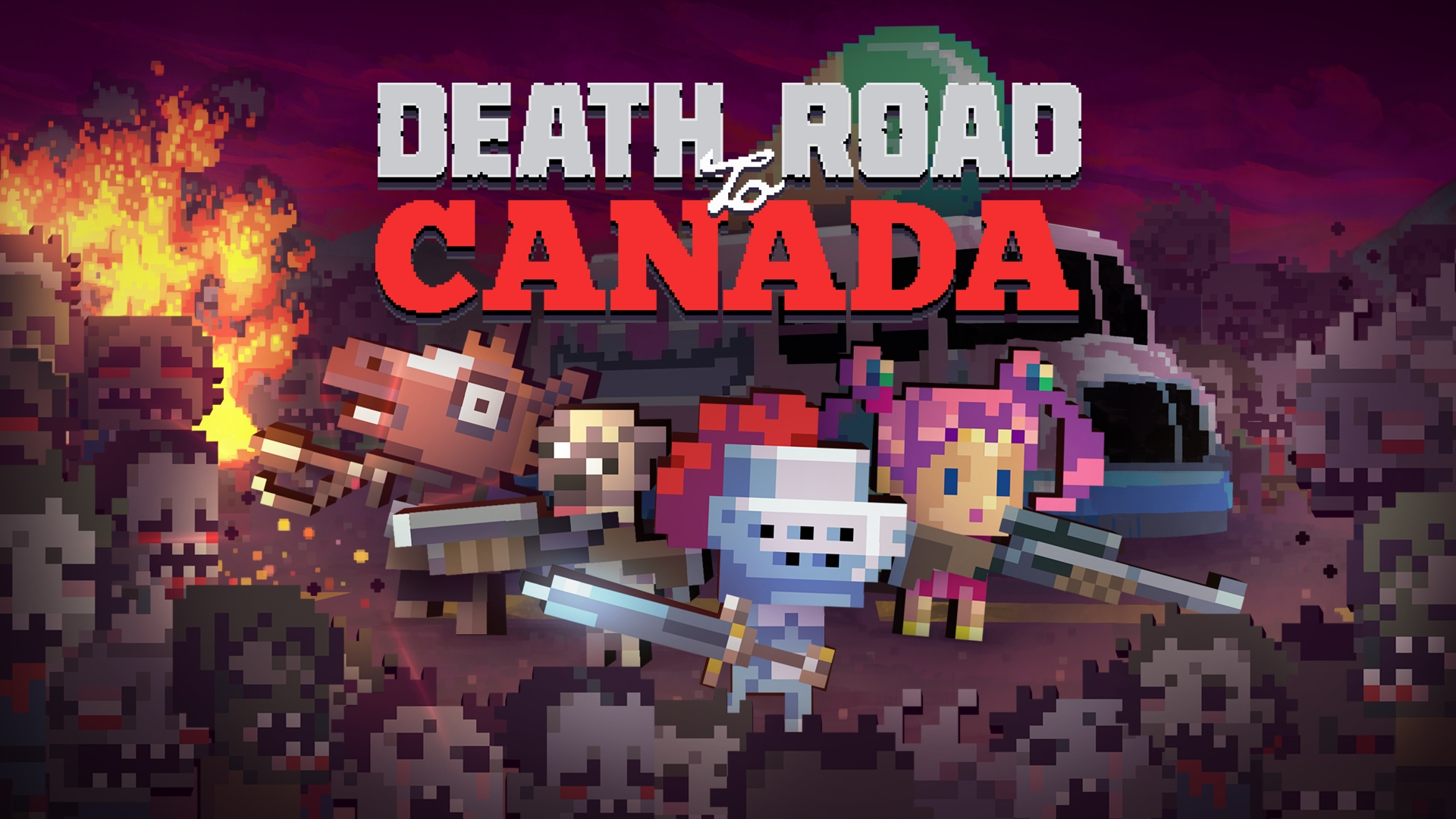 Death Road to Canada Kidney Update Now Available On iOS