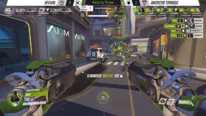 Overwatch Contenders Promotes The Tournament With New Lúcio and Torbjörn Skins