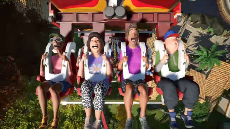 Planet Coaster Console Review - Does The Management Sim Work On Console?
