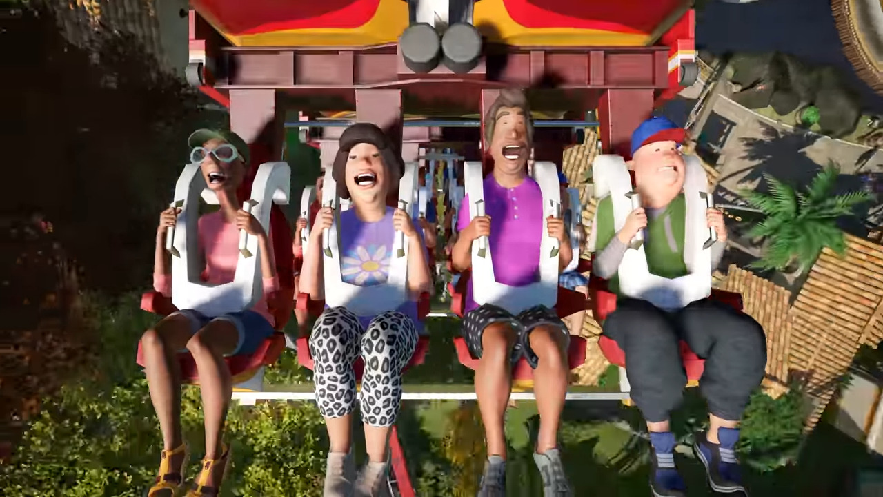 Planet Coaster Console Review – Does The Management Sim Work On Console?