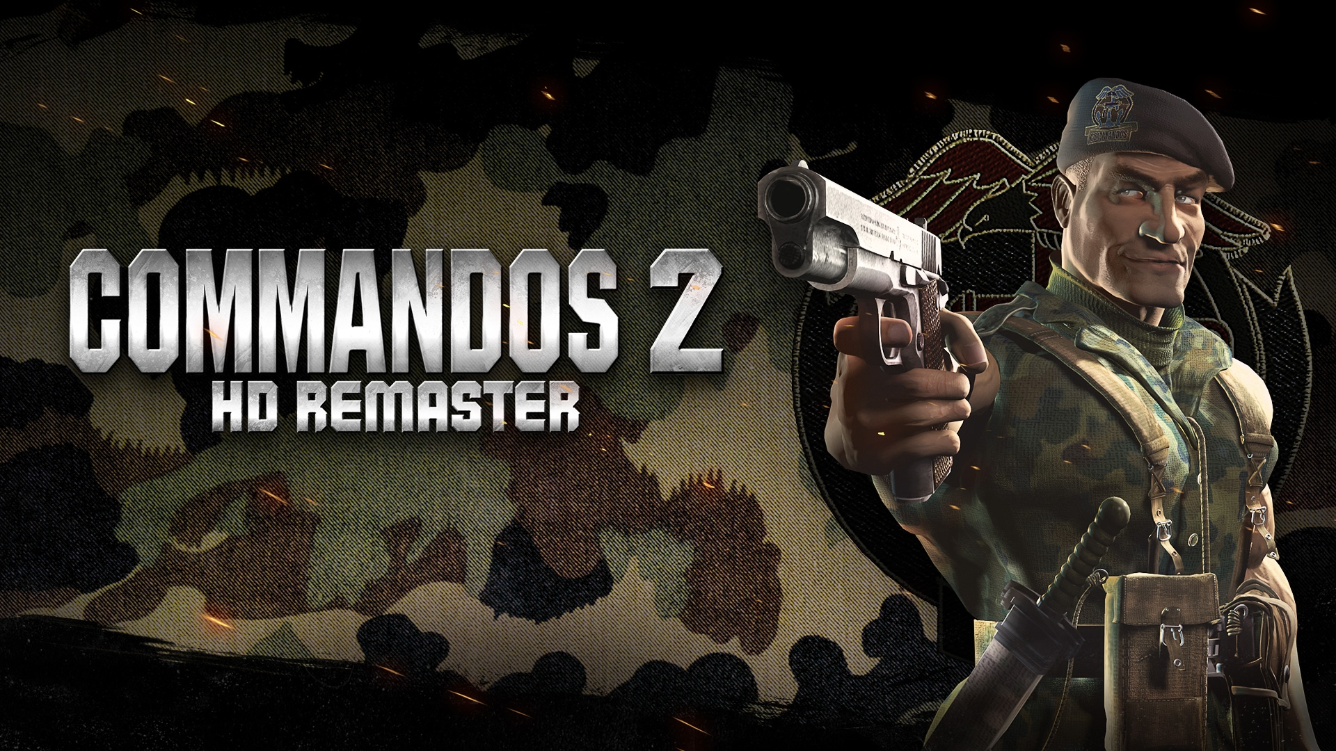 Commandos 2 HD Remaster For Nintendo Switch Launches On December 4