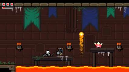 Retro-Styled 2D Action Platformer Horned Knight Arrives On PC And Console Later This Year