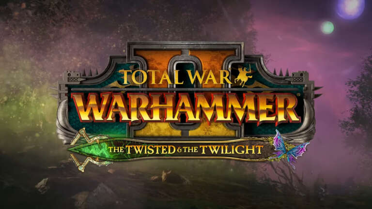 The Twisted And The Twilight Total War: Warhammer 2 DLC Introduces Throt The Unclean And The Sisters Of Twilight