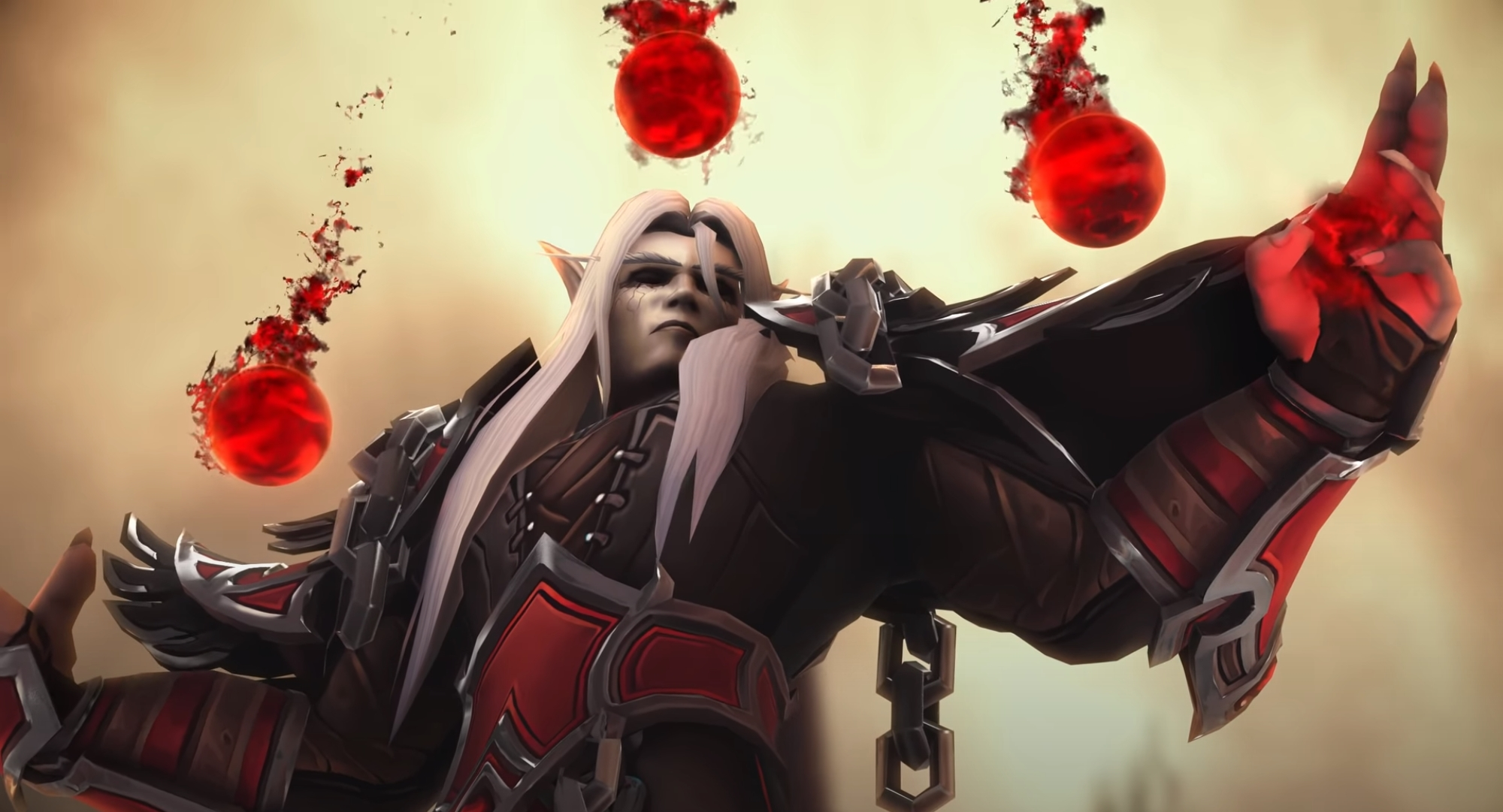 YouTuber Ikedit Remasters Kael'thas Heroes Of The Storm Trailer With World Of Warcraft: Shadowlands Assets